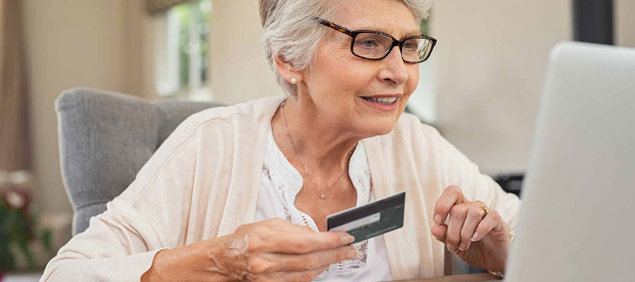 Banques en ligne seniors