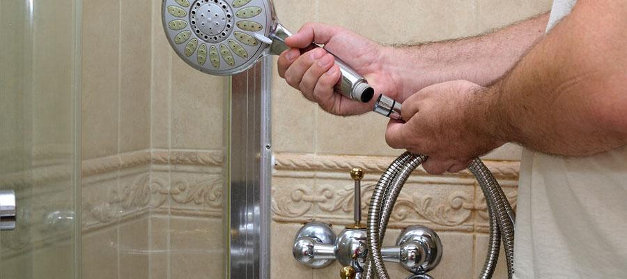 Installer votre douche
