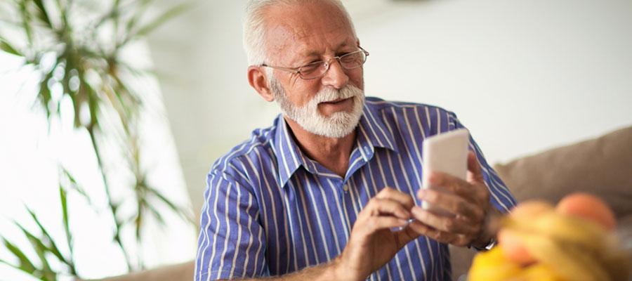 Trouver le meilleur téléphone pour senior